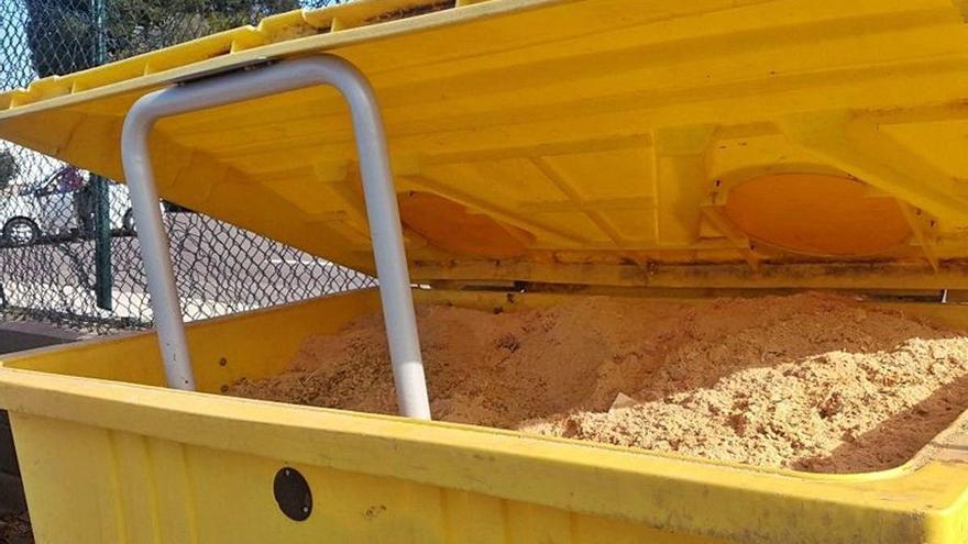 Els compostaires de Vilafant tenen matèria llenyosa a la deixalleria