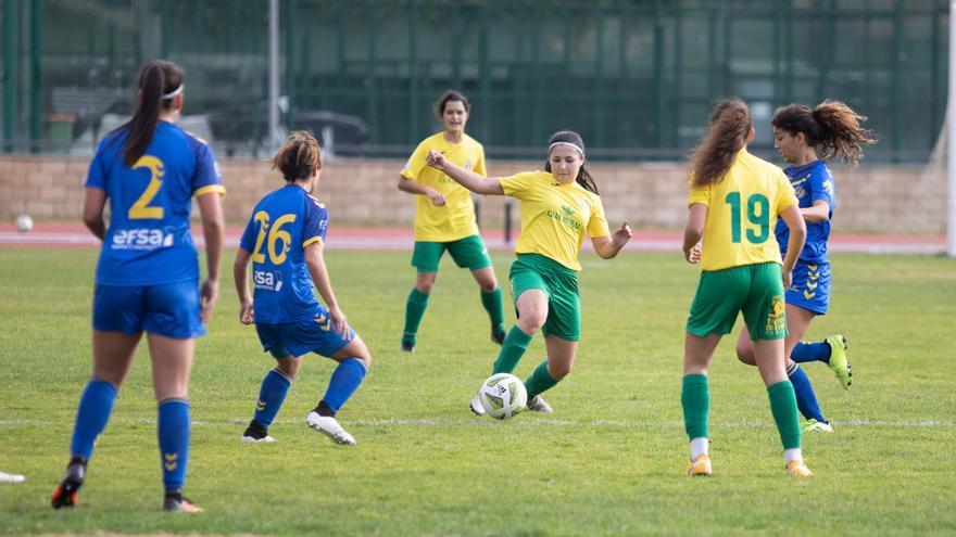 Importante y sufrida victoria del Caja Rural Amigos del Duero ante el CD Samper (2-1)