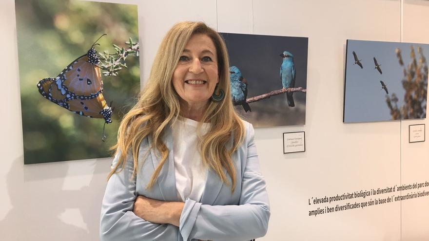 Crevillent descubre El Hondo con las fotos de Lola López