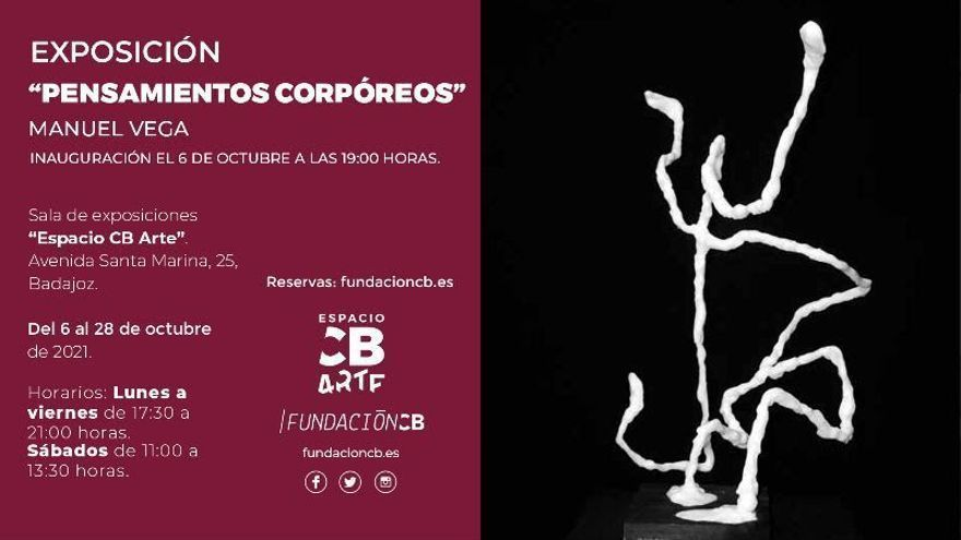 Espacio CB Arte acoge una exposición de Manuel Vega