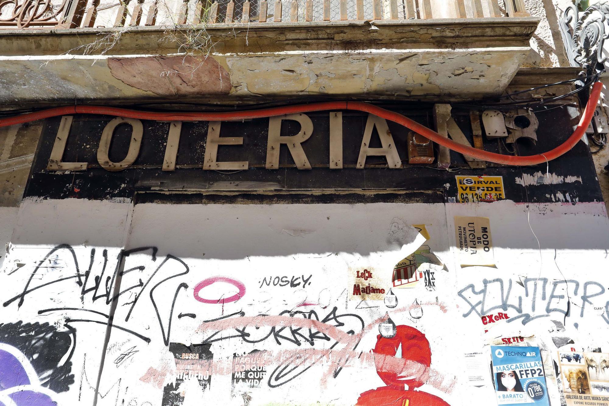 Descubre algunos de los carteles con más historia de la ciudad