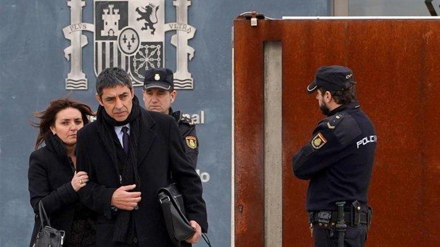 Trapero trata de desvincularse del 'procés'