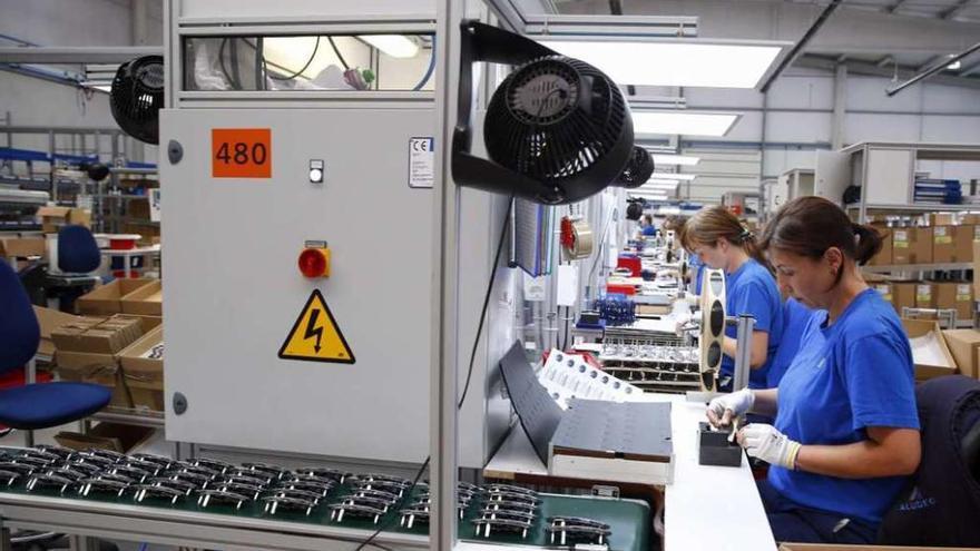 La viguesa Aludec abrirá otra planta en el norte de Portugal