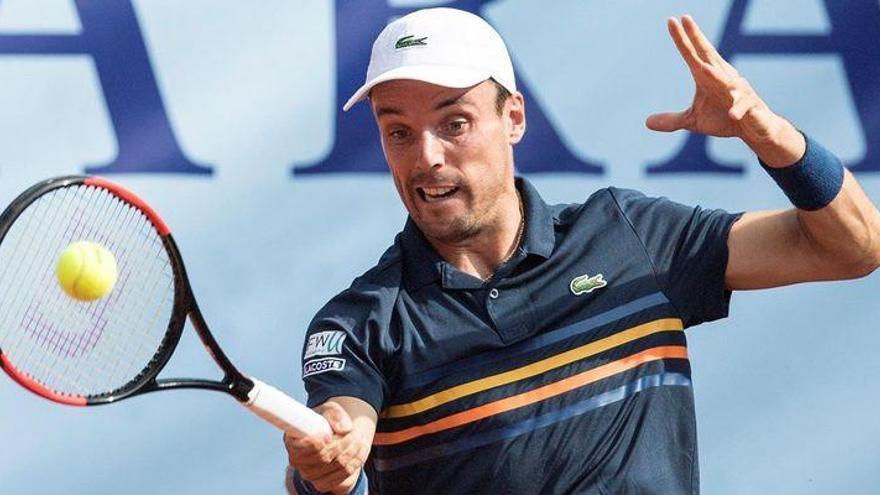 Bautista se clasifica para la final del ATP 250 de Gstaad