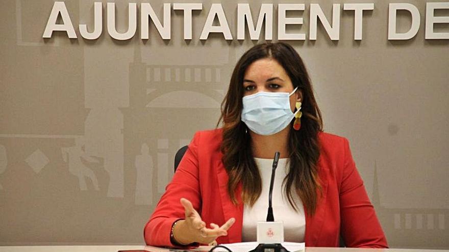 Sandra Gómez pone en valor la rapidez de las ayudas 'Resistir'