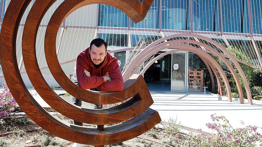"Im Bürokomplex ""The Circle"" auf Mallorca geht's ab April rund"