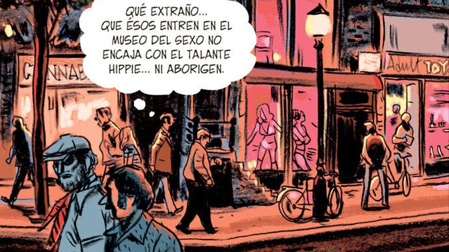 Pepe Carvalho als Comic: Chronik einer düsteren Zeit
