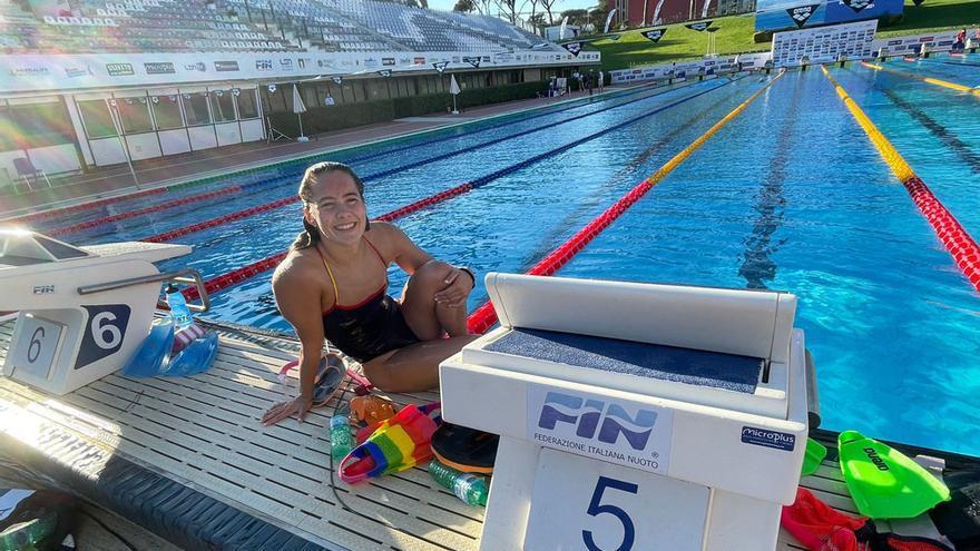Paula Otero se clasifica para la final de 1.500 metros en el Europeo júnior