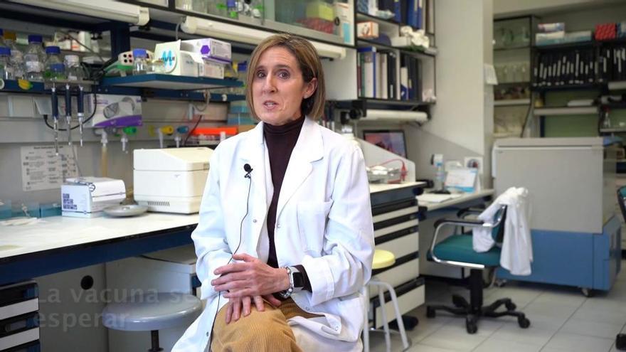 """Isabel Sola, del CSIC: """"La vacuna para el coronavirus tardará meses en llegar"""""""