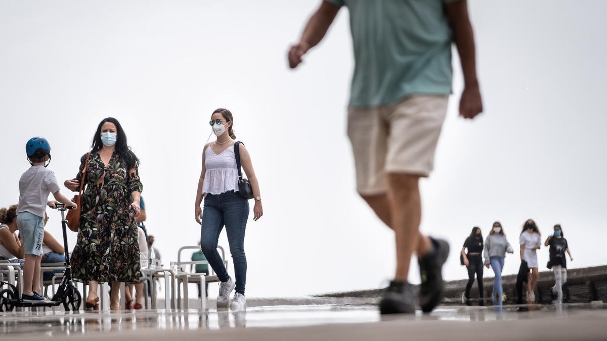 Canarias registra 5 fallecidos y 169 nuevos contagios por la Covid-19