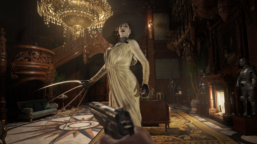 Resident Evil Village: Capcom estrena la nueva piedra angular del survival horror