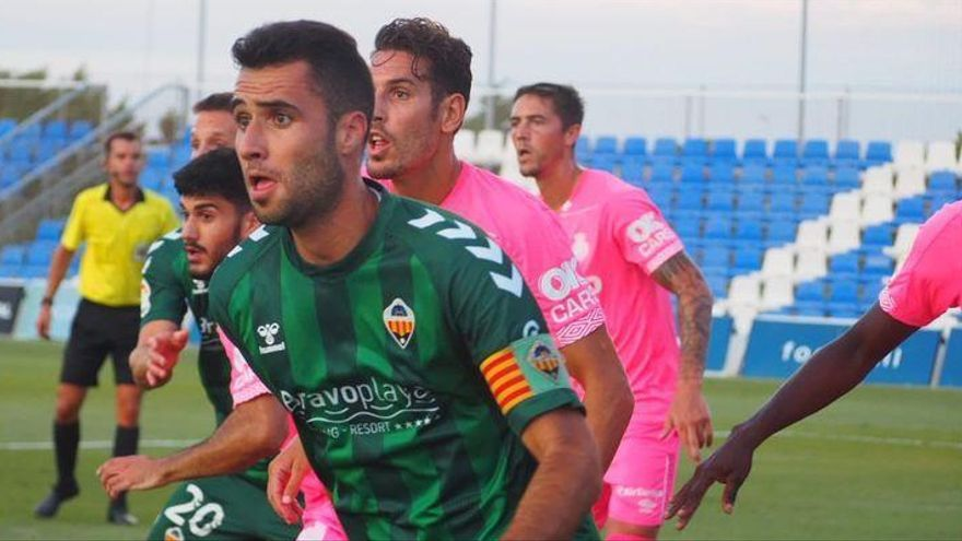 El Castellón cae ante el Mallorca en un test de 'plata' (2-0)