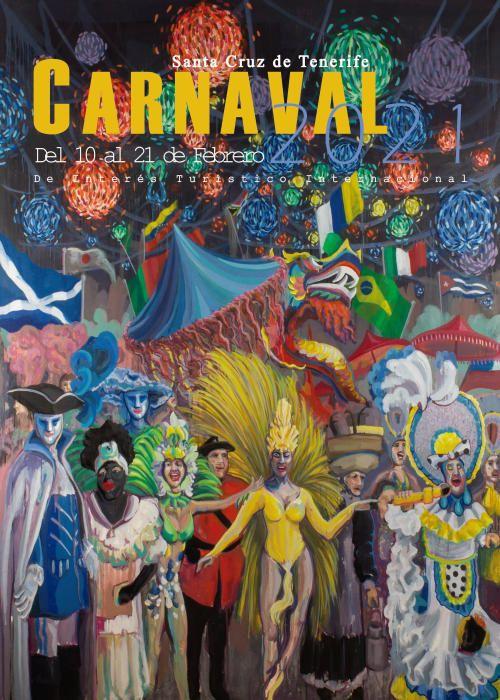 Una noche de carnavales en el mundo