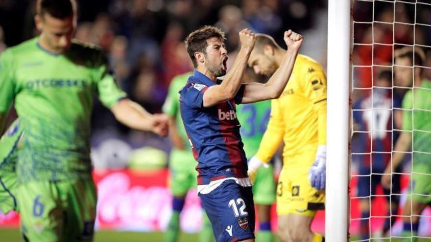 LaLiga Santander: Los goles del Levante - Betis (4-0)