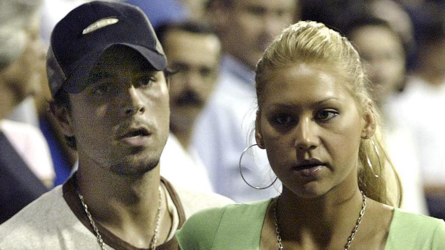 Enrique Iglesias y Anna Kournikova, padres de nuevo