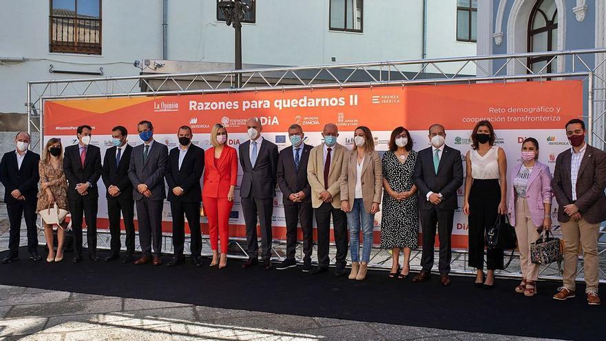 Proyectos y un marco legal para la cohesión en Zamora