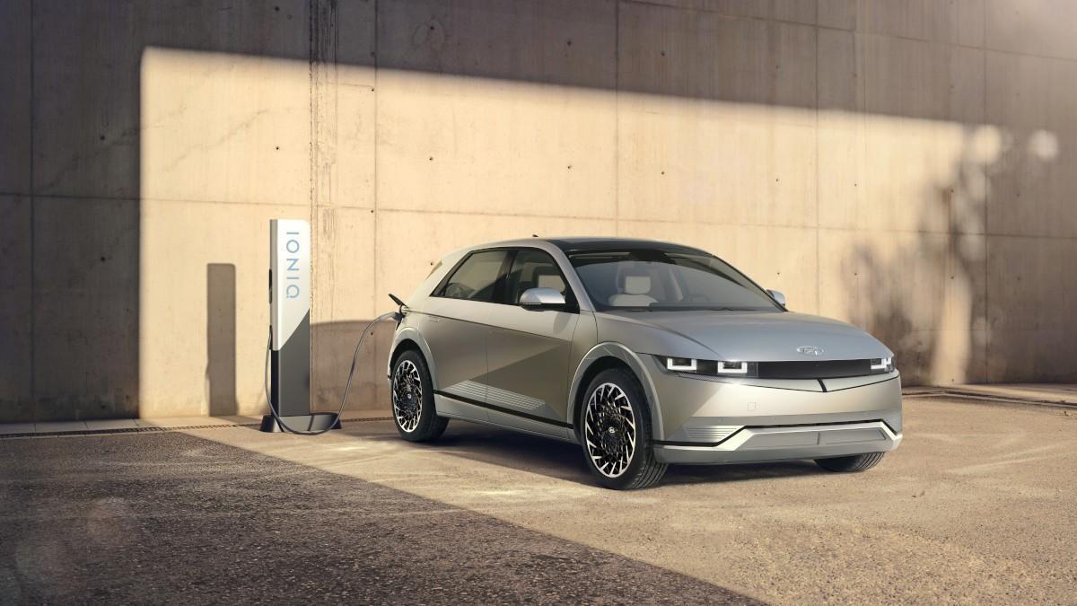 Hyundai Ioniq 5, el primer eléctrico de una nueva saga