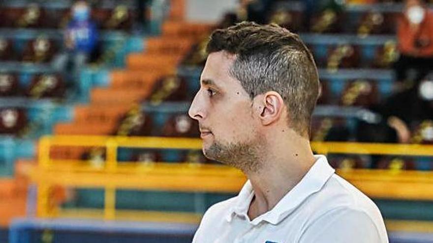 Saulo Hernández, entrenador del Innova Chef.