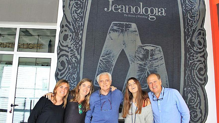 Fallece José Vidal Royo, fundador de Jeanologia
