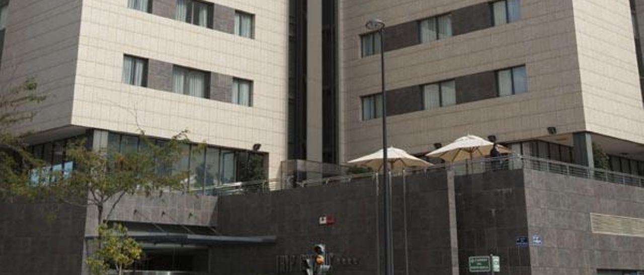Merlin negocia la venta de sus tres hoteles en Valencia a una inmobiliaria francesa
