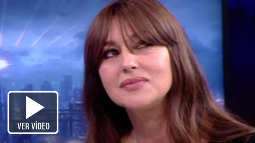 """Mónica Bellucci: """"Soy una chica de campo que se dedica a las alfombras rojas"""""""