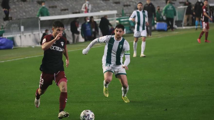 El Córdoba CF, pendiente del sorteo de la Copa RFEF