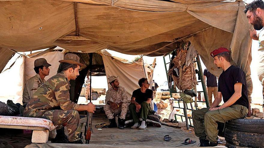 Líbia rebutja el diàleg directe amb Haftar durant l'alto el foc