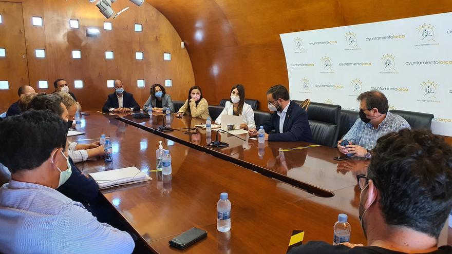 Piden que se incluya a Lorca en las políticas de despoblación