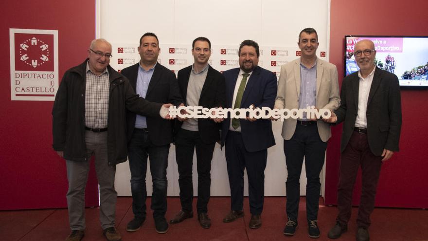 La Vuelta recorrerá 318 kilómetros por Castelló con once puertos de montaña