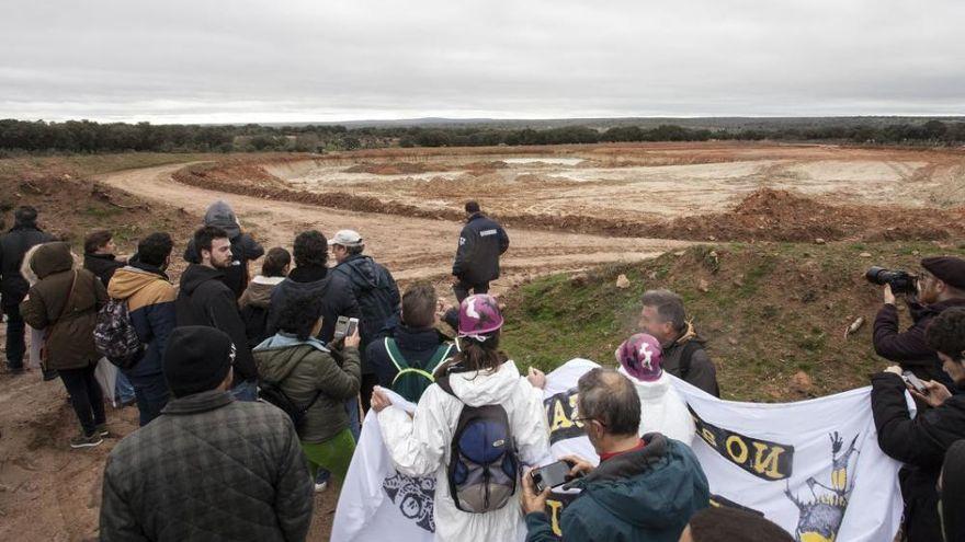 El Consejo de Seguridad Nacional ve desfavorable el proyecto de mina en Salamanca