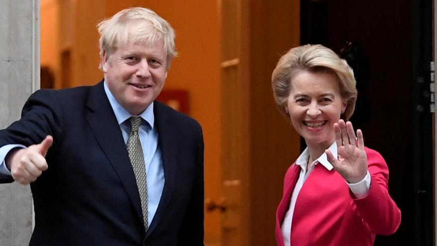 Londres i Brussel·les acorden seguir les negociacions malgrat les seves diferències