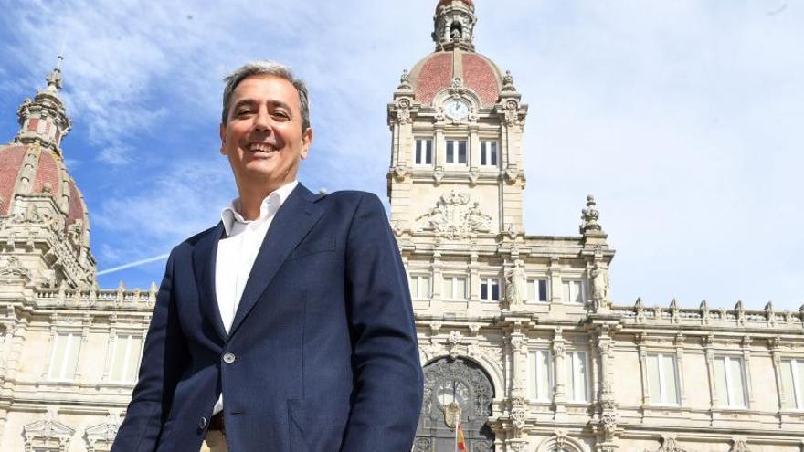 El PSOE coruñés ya tiene su primer candidato a las primarias