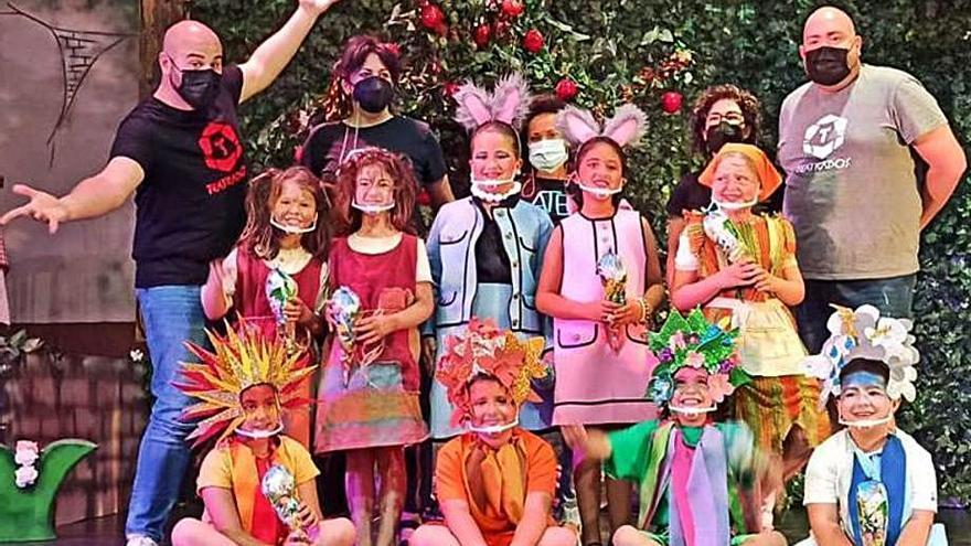 Santaella pone en marcha su séptimo Festival de Teatro