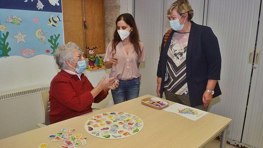 Afasal continúa hasta fin de año con sus talleres para pacientes de alzhéimer