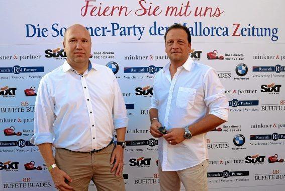 Oliver Weissenberg und Ulrich Gold