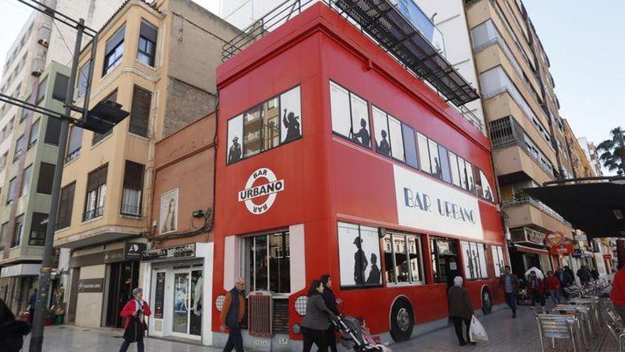 ¿Bar o autobús? La historia del Urbano de Castellón