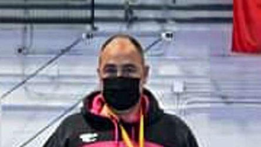 Manel Villadóniga, campeón de España de veteranos y clasificado para el Mundial