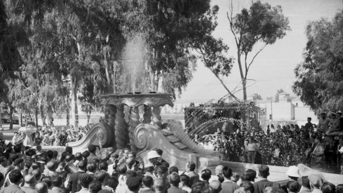 Una exposición virtual para celebrar el 75 aniversario de la llegada del agua a Cartagena