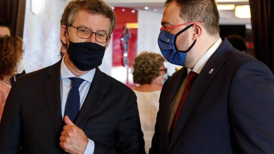 Galicia y Asturias unen fuerzas para evitar un hachazo a los fondos europeos hasta 2027