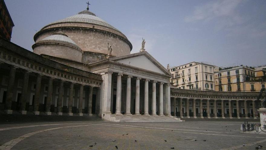 Nápoles, un milagro en cada esquina