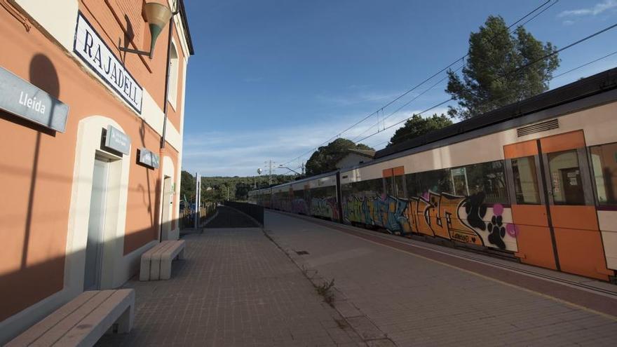 El Govern licita la compra de trens per a la línia entre Manresa i Lleida