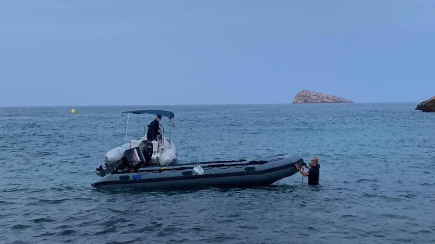 Interceptan a 90 inmigrantes tras llegar siete pateras a la costa alicantina