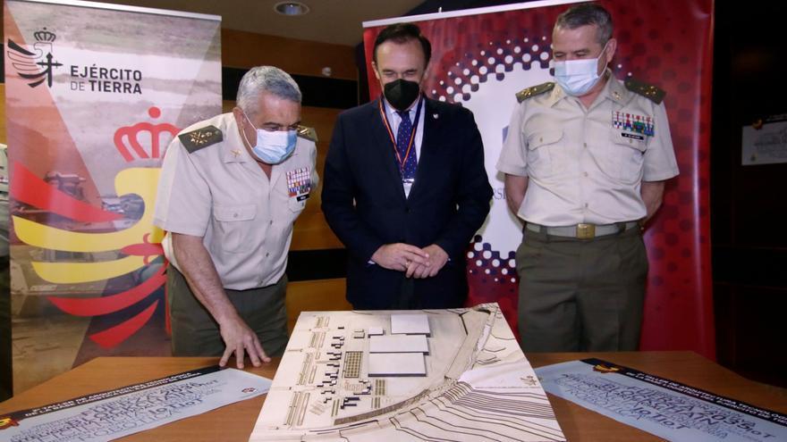 Defensa realiza los primeros encargos para redactar el proyecto de la base logística