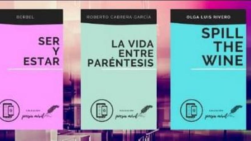 Una colección de poesía ofrece la obra de autores canarios para libros electrónicos