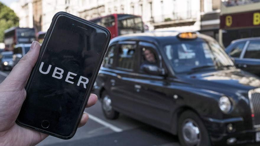 Los conductores de Uber serán empleados y no autónomos en Reino Unido