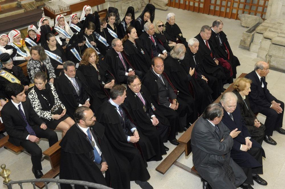 Primera Función del Voto sin alcalde de A Coruña