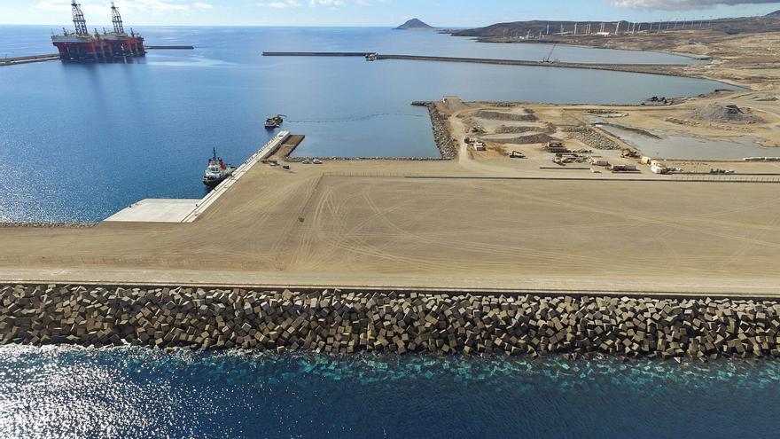 Las nuevas instalaciones de Cepsa se ubicarán en el Puerto de Granadilla
