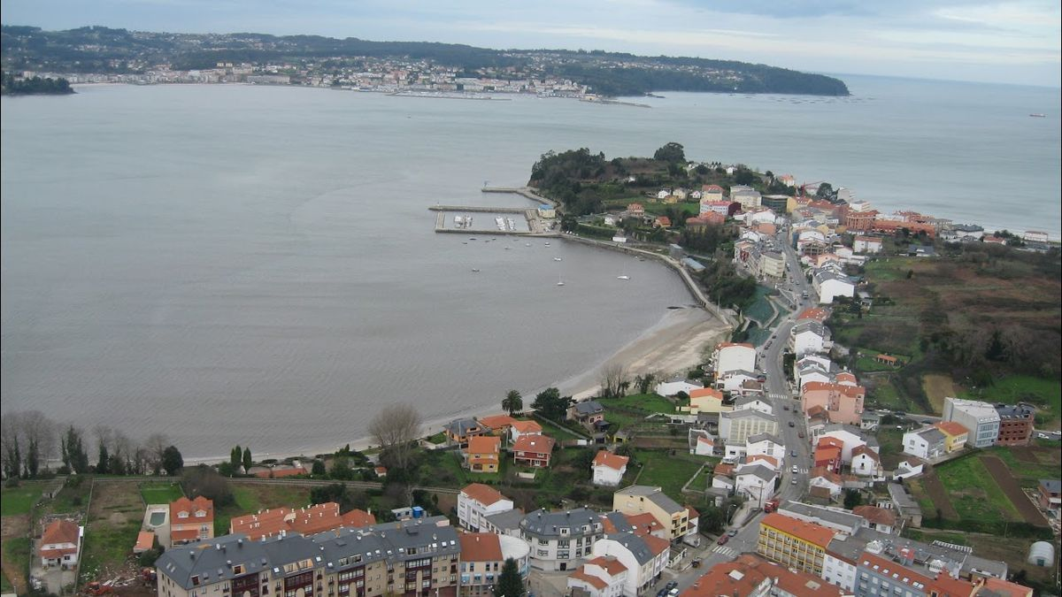 El accidente se produjo en una parroquia del concello coruñés de Miño.