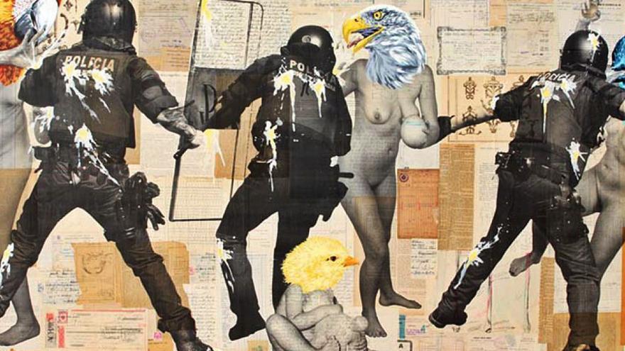 El arte más  vivo entra en  los fondos de  la Generalitat
