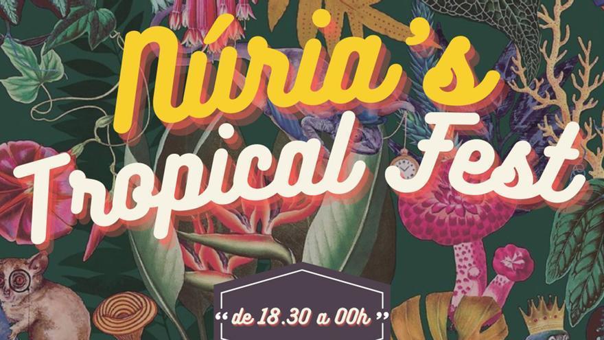 Nuria's Tropical Fest